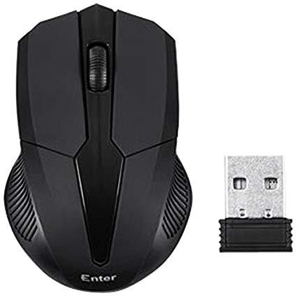 Enter E-W55 Wireless Optical Mouse