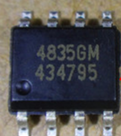 1 pcs New AP4835GM 4835GM SOP8 ic chip