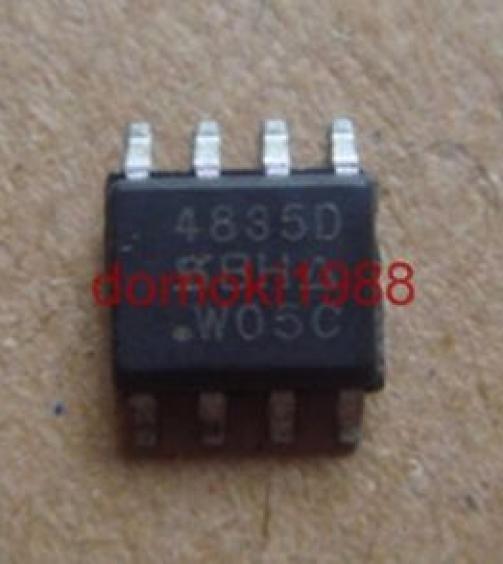 SI4835DY-T1 4835D SOP8 SI4835DY P - de 30-V ( ds ) MOSFET