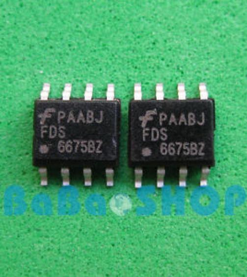 FDS6675B FDS6675 6675BZ MOSFET Fairchild SOP-8