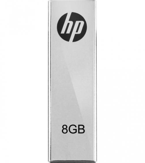 HP V210W USB 2.0 8 Gb Utility pendrive (Silver)