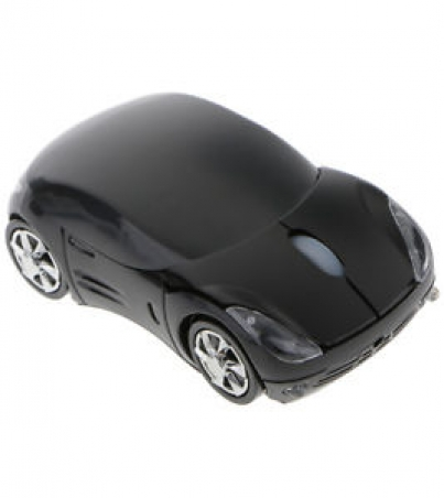 ENTER CAR SHAPE OPTICAL MOUSE
