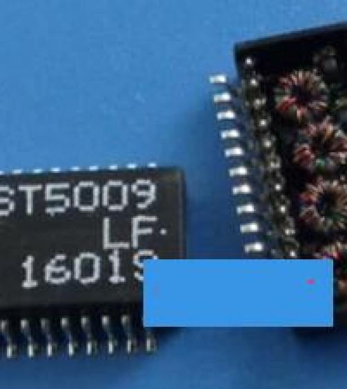 GST5009LF GST5009 SOP24 remendo de rede transformador chip ponte