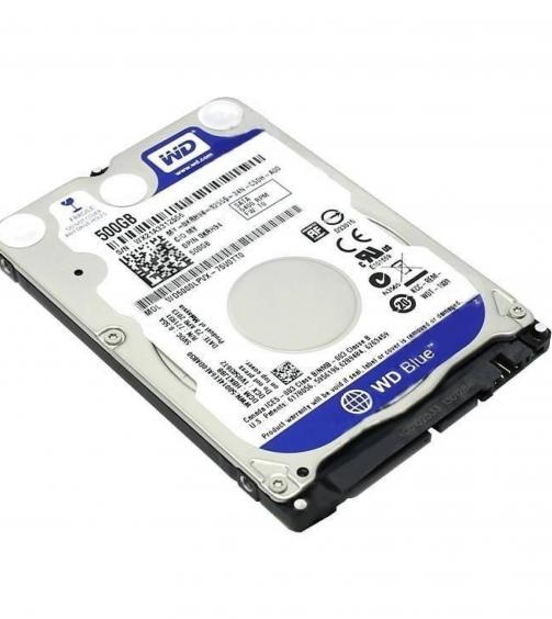 HARDDISK WD5000LPCX 500GB