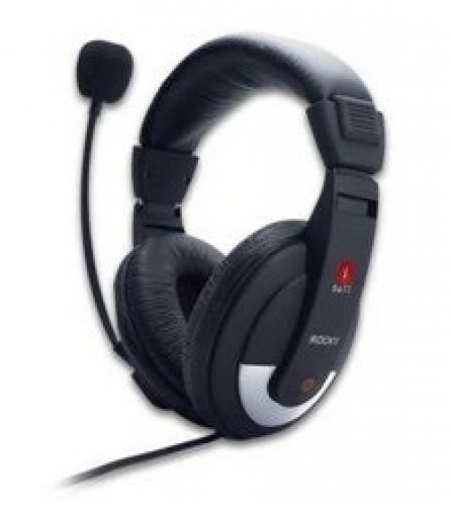 BLACK IBALL ROCKY HEADPHONE
