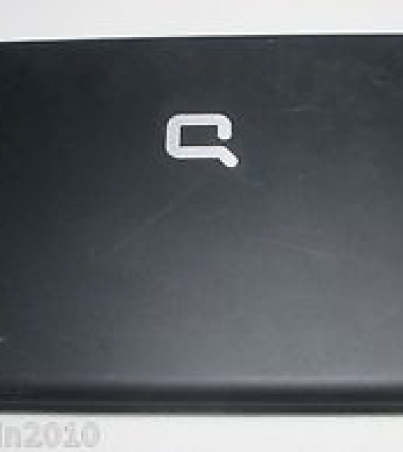 442878-002 Compaq Presario F700 Laptop LCD Back Cover Black w/WiFi Antenna