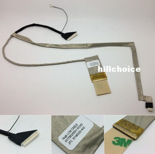 New LCD Screen Cable For HP Pavilion G6 G6-1000 Series Laptop 6017B0295501