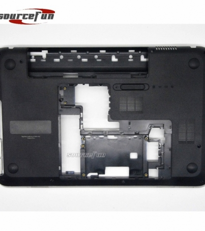 95% original new for hp pavilion dv6 dv6-6000 lower case bottom cover 665298-001 640419-001 677174-001 one shell