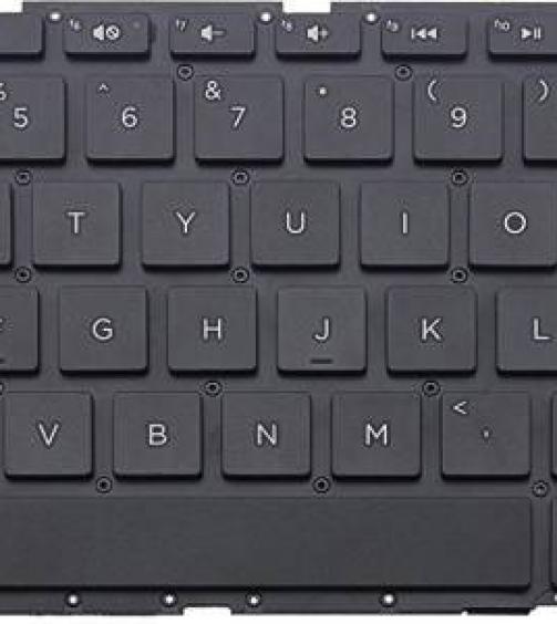 Laptop Keyboard for HP 240 G2 G3 HP 245 G2 G3 HP 246 G2 G3 Series W/0 Frame Internal Laptop Keyboard (Black)