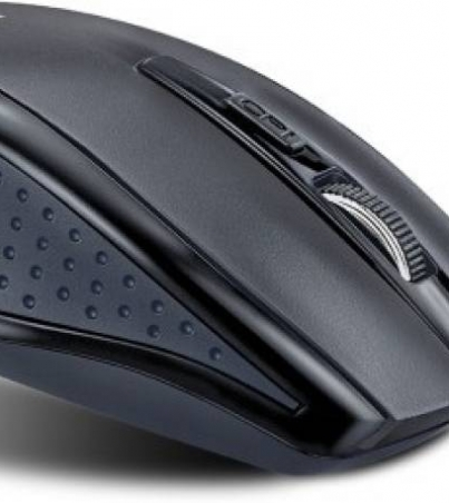 iBall Style 63 Optical Mouse (Black) style36