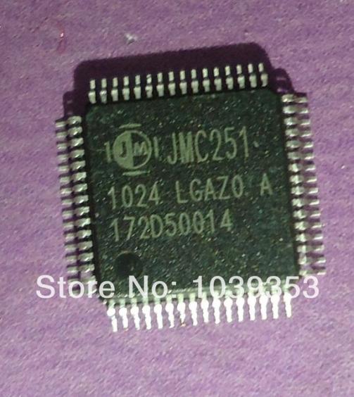 jmc251, PCI Express a Gigabit Ethernet y lector de controlador de Host