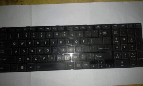 Toshiba Satellite C840 C840D C845 C845D Laptop Replacement Keyboard
