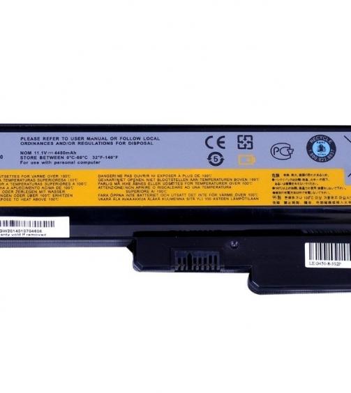 LAPTOP BATTERY LAPSOL L08L6C02 G450