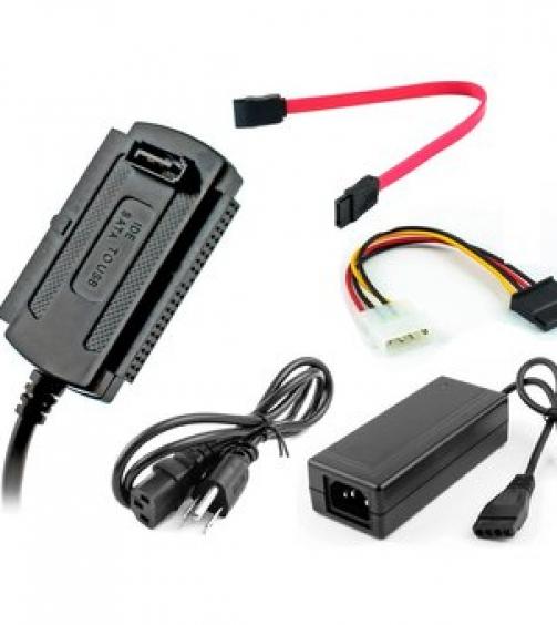 LIVE TECH USB 2.0 TO SATA/IDE CABLE