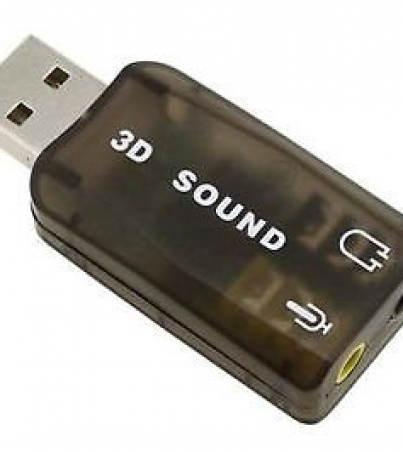 LIVE TECH INTEGRATED 2 CHANNEL USB AUDIO CONTROLLER