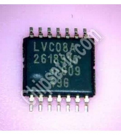 1 pcs / package LVC08A 74LVC08A TSSOP14
