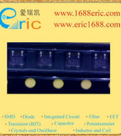 DA227 2 independent Switching Diodes 80V 100mA/0.1A SOT-343/SC-82A/UMD4 marking N20 highspeed switch