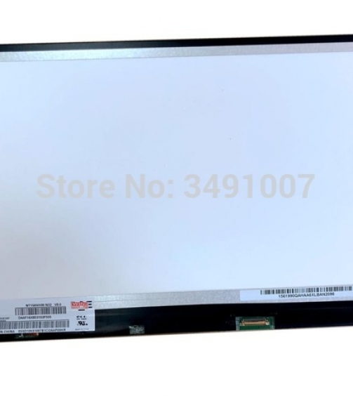"NT156WHM-N32 V8.0 fit N156BGE-EBA E41 E42 E32 NT156WHM-N12 15,6 ""1366*768 edp 30pin lcd led portátil pantalla"