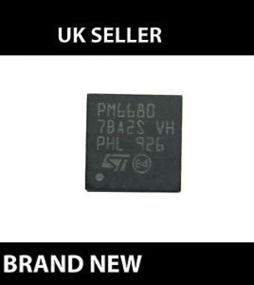 ST MICROELECTRONICS PM6680 QFN 32PIN