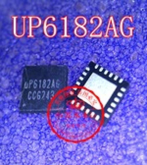 New original UP6182BQAG UP6182BG UP6182BC QFN24 6 melhor jogo