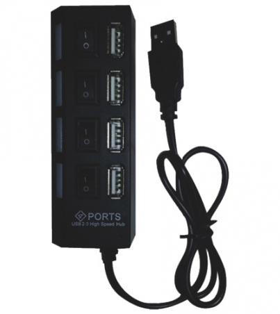 4PORT USB2.0 HI-SPEED