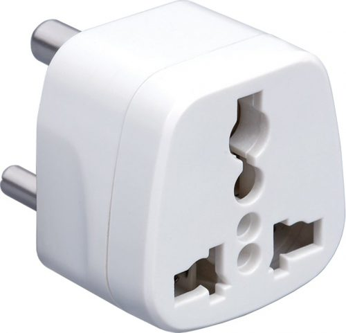 LIVE TECH MODEL PS01 MULTI FUNCTION TRAVEL ADAPTER