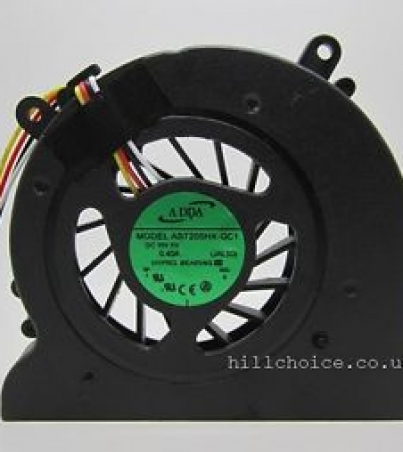 CPU Cooling Fan For Lenovo A300 A305 A310 A320 Laptop 4-PIN AB7205HX-GC1 JAL50