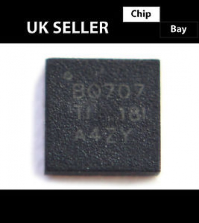 1 pcs New BQ24707RGRR BQ24707 BQ707 QFN20 ic chip